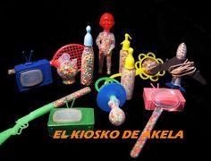 EL KIOSKO DE AKELA: LOS ANISITOS 2ª PARTE