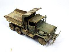 Dump Truck (M59?) | Anthony Guarderas