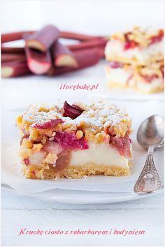 Polish Recipes, Polish Food, Food Cakes, Cake Recipes, Cheesecake, Sweets, Cook, Kitchens, Kuchen