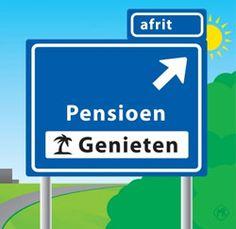 Afbeeldingsresultaat voor vervroegd met pensioen