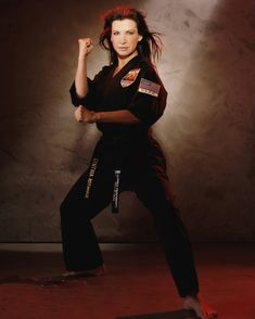 Cynthia Rothrock After Xtreme Fighter Rothrock retired from acting at the age of and teaches private martial arts lessons at her martial arts studio in Studio City, California. Martial Arts Quotes, Best Martial Arts, Martial Arts Styles, Martial Arts Women, Bruce Lee, Shotokan Karate, Female Martial Artists, Karate Girl, Becoming An Actress
