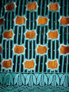 By The Bolt | Fabric Pattern Reference: African Fabric