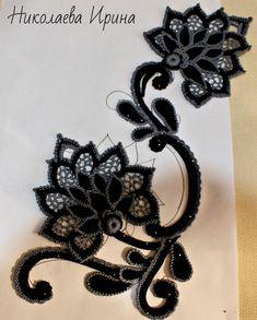Col Crochet, Crochet Patron, Crochet Art, Crochet Diagram, Irish Crochet, Crochet Motif, Crochet Designs, Crochet Flowers, Crochet Stitches