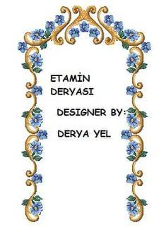 Rico Design, Prayer Rug, Cross Stitch, Frame, 1940s, Cross Stitch Borders, Tablecloths, Craft, Table Runners
