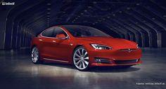 Tesla llega a España