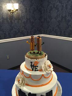 baltimore orioles wedding cake wedding cakes pinterest baltimore orioles wedding cake and. Black Bedroom Furniture Sets. Home Design Ideas