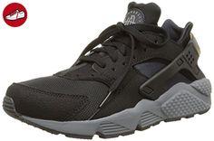 Nike  Air Huarache,  Herren Sneakers , schwarz - Noir (Black/Dark Grey 010) - Größe: 42 EU - Nike schuhe (*Partner-Link)