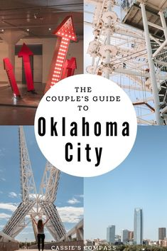 Looking for things to do in Oklahoma City? Here are the best OKC attractions for couples. From the best date ideas to the best date restaurants. Oklahoma City Attractions, Route 66 Oklahoma, Tulsa Oklahoma, Roadside Attractions, Oklahoma Sooners, Cool Places To Visit, Places To Travel, Travel Things, Fun Things