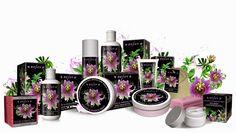 Amostras e Passatempos: LuxWoman - Passatempo Yogurt & Passion Fruit