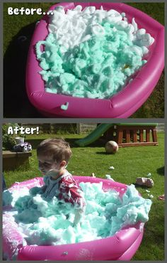 Messy Party Games, Sleepover Games, Kids Party Games, Games For Kids, Water Party Games, Kids Water Party, Family Games, Kids Fun, Wipeout Birthday