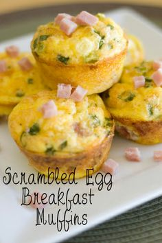 five easy breakfast egg muffins to try on busy mornings! http://www.workitmom.com/bloggers/insidemomskitchen/2013/11/12/five-easy-egg-breakfast-muffins-for-busy-mornings/