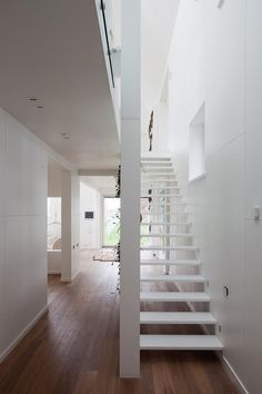 1000 images about daglicht in huis on pinterest van met and russia - Zet een trap in een huis ...