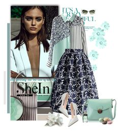 """""""Без названия #659"""" by k-anisim ❤ liked on Polyvore featuring Seed Design, Chicwish and Dolce&Gabbana"""