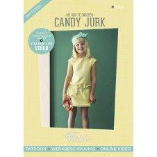 La Maison Victor Candy Jurk