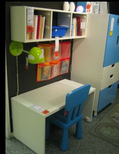 Kinderzimmer ikea trofast  The longer you can keep something the better. Versatile kids ...