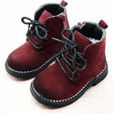 BabyCele Autumn Boots