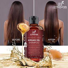 7 Best Argan oil for Hair growth – Buyer's Guide Argan Oil Before And After, Argan Oil For Hair Loss, Organic Argan Oil, Sulfate Free Shampoo, Hair Growth Oil, Hair Care Routine, Beauty Art, Bio, Hair Type