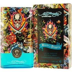 ED HARDY HEARTS & DAGGERS by Christian Audigier Cologne for Men (EDT SPRAY 3.4 OZ) by Ed Hardy. Save 59 Off!. $30.99