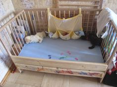 Sniglar To Toddler Bed DIY