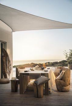 Alfresco dining from H&M Home