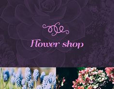 """Check out new work on my @Behance portfolio: """"Flower Shop"""" http://be.net/gallery/31671515/Flower-Shop"""