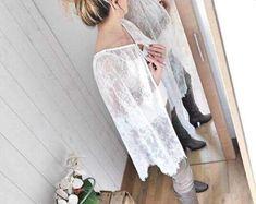bridal Lace cape, bridal capelet,long wedding cape, bridal cover up