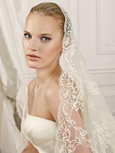 Velos de novia | Modaynovias.net
