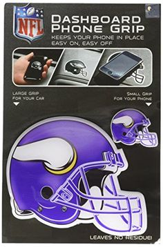 FANMATS NFL Minnesota Vikings Plastic 2Pack GetaGrip ** For more information, visit image link.Note:It is affiliate link to Amazon.