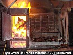 The Ovens at Francis Mallman 1884 Restaurant