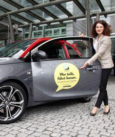 NEUE CARSHARING-APP Opel macht jetzt beim Auto-Tausch mit