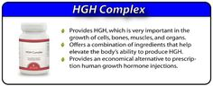 G.H Booster Legal Natural Hormone Stimulator