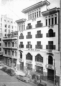 Argus Building, 1949 | Flickr - Photo Sharing!