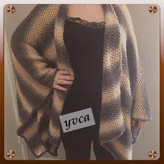 Yvca's Brei en Haakwerkjes : Poncho/vest