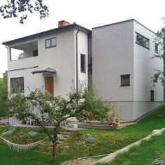 Så hittar du husets tidstypiska stil! - Funkis, 30-tal Villa, Conservation, 1930s, Shed, Outdoor Structures, Windows, Architecture, Building, Garden