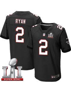 Nike Falcons Matt Ryan Black Alternate Super Bowl LI 51 Men s Stitched NFL  Elite Jersey And Ray Lewis jersey 9a7cc4412