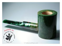 Fat Bastard Green Smooth Poker.  Available through the DanishPipeShop.com