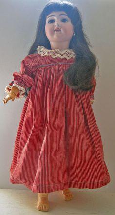 Online veilinghuis Catawiki: Antieke pop - Verm. Baehr & Proeschild - 350 - 13 - Duitsland.