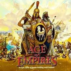 Age of Empires. My mom and I got sooo into this game when I was a kid. Until the stone-throwers destroyed our Wonder of the World, then my mom quit games forever.