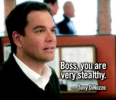 #NCIS - Tony DiNozzo