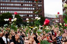Following the terror attacks in Oslo, Norway