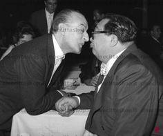 Totò and Aldo Fabrizi