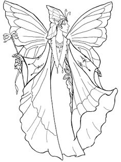 Fresh Fairy Coloring Books 67 free adult coloring