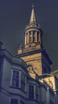 Around Oxford