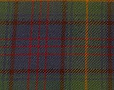 Donegal Irish County (Ancient Colours) Tartan