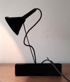"""WDA - WilDesignArt - serie iPlane Lamp - modello """"black mamba"""""""