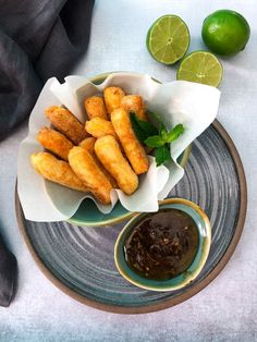 Halloumi fries with a citrus lime mint dipping sauce – Taking the guesswork out of Greek cooking…one cup at a time Greek Appetizers, Meat Appetizers, Appetizer Recipes, Mozzarella Sticks, Fried Halloumi, Greek Cheese, Greek Cooking, Create A Recipe, Greek Recipes