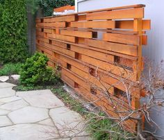 4 Superb ideas: Wood Fence 23320 Modern Fence Designs For Front Yards.Fencing Ideas On A Slope Cheap Fence Ideas In Philippines. Cerca Horizontal, Horizontal Fence, Backyard Fences, Garden Fencing, Backyard Landscaping, Backyard Privacy, Pool Fence, Backyard Ideas, Garden Ideas