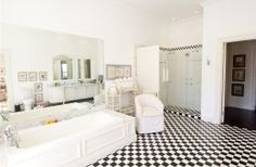 kurland-villa-9 Luxury Living, Alcove, Homesteading, Villa, Bathtub, Bathroom, Bed, Furniture, Home Decor