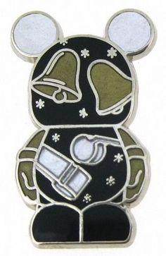 2012 Disney Vinylmation Jr #5 Mystery Bells and Whistles Pin