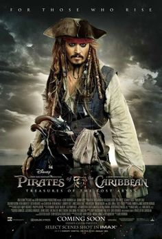 #PiratesoftheCaribbean - Treasures Of The Lost Abyss - Captain Jack Sparrow